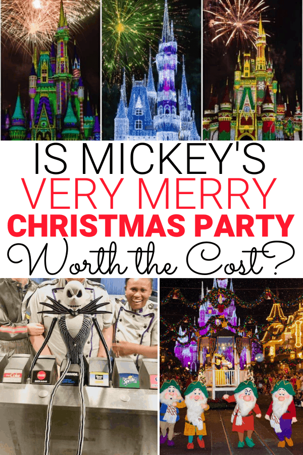 Is Mickey's Very Merry Christmas Party Worth the Cost?