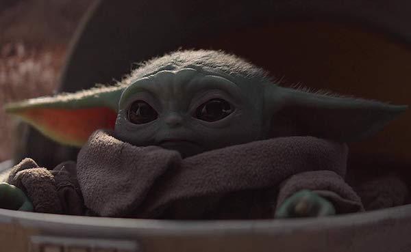 Baby Yoda Mandalorian Quotes