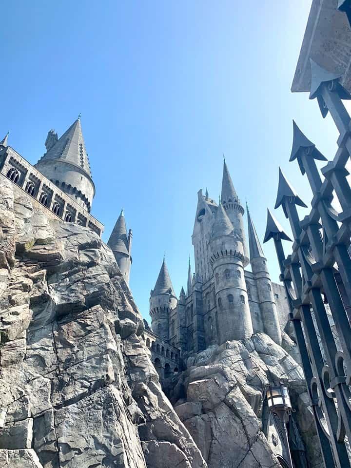 Hogsmeade Universal Studios Hollywood