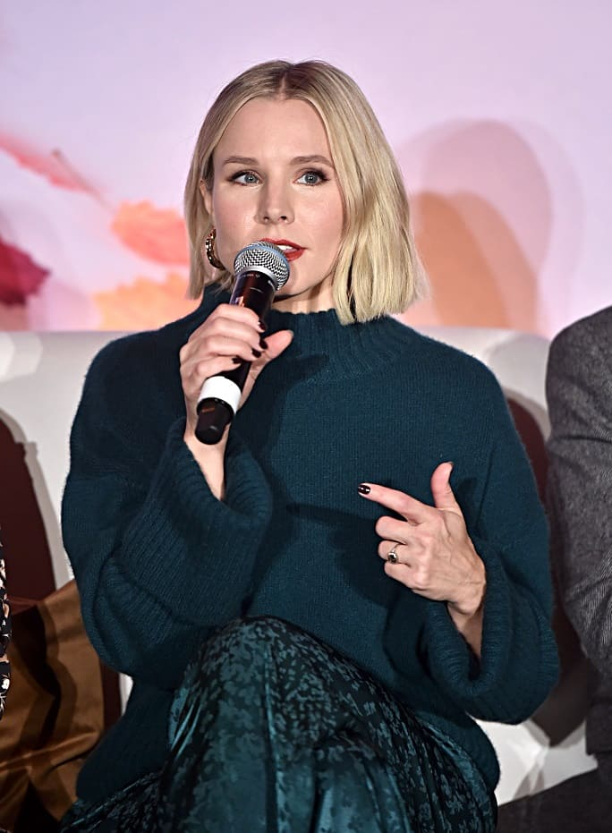 Kristen Bell talks Anna spoilers in Frozen 2