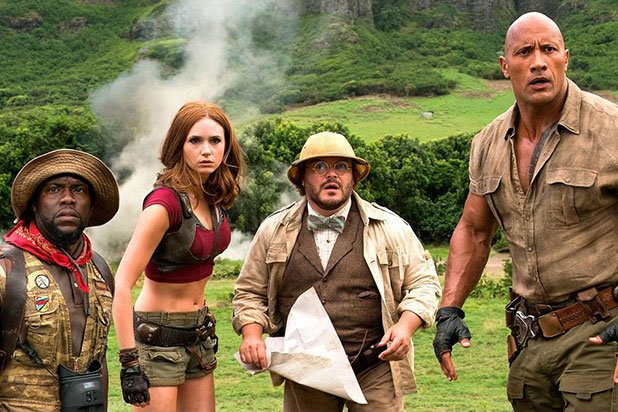 Is Jumanji: The Next Level kid friendly?