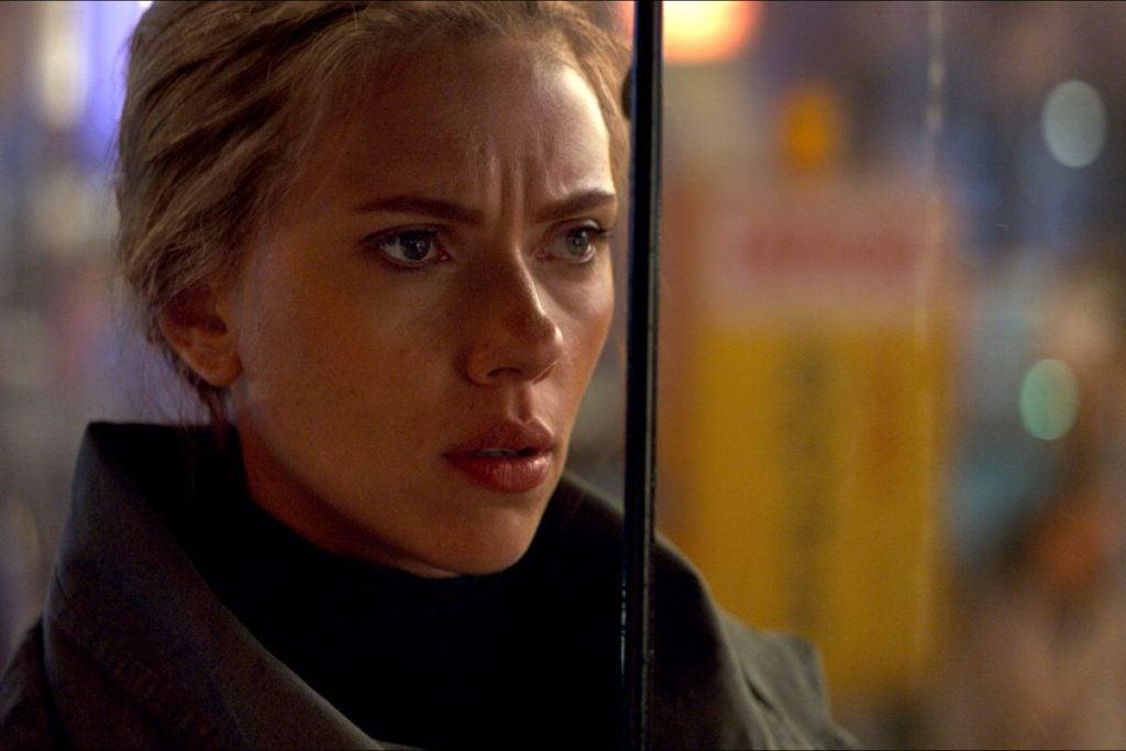 Natasha Romanoff in new Black Widow movie