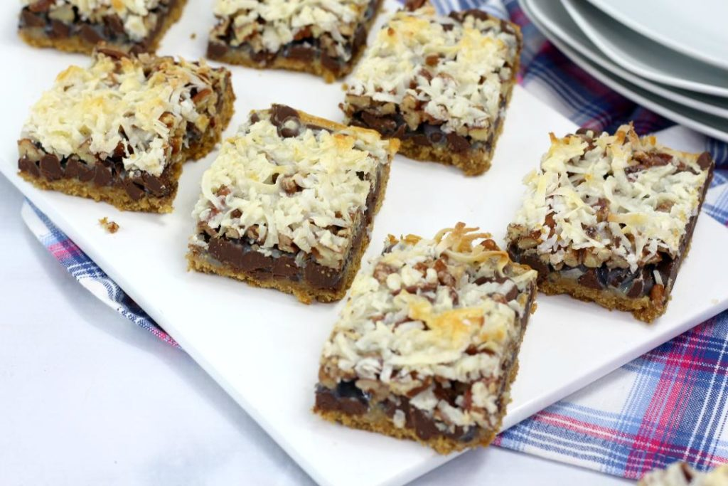 Hello Dolly Cookie Bar Recipe