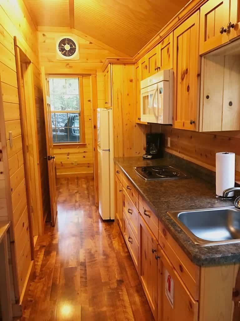 Hersheypark Cabin