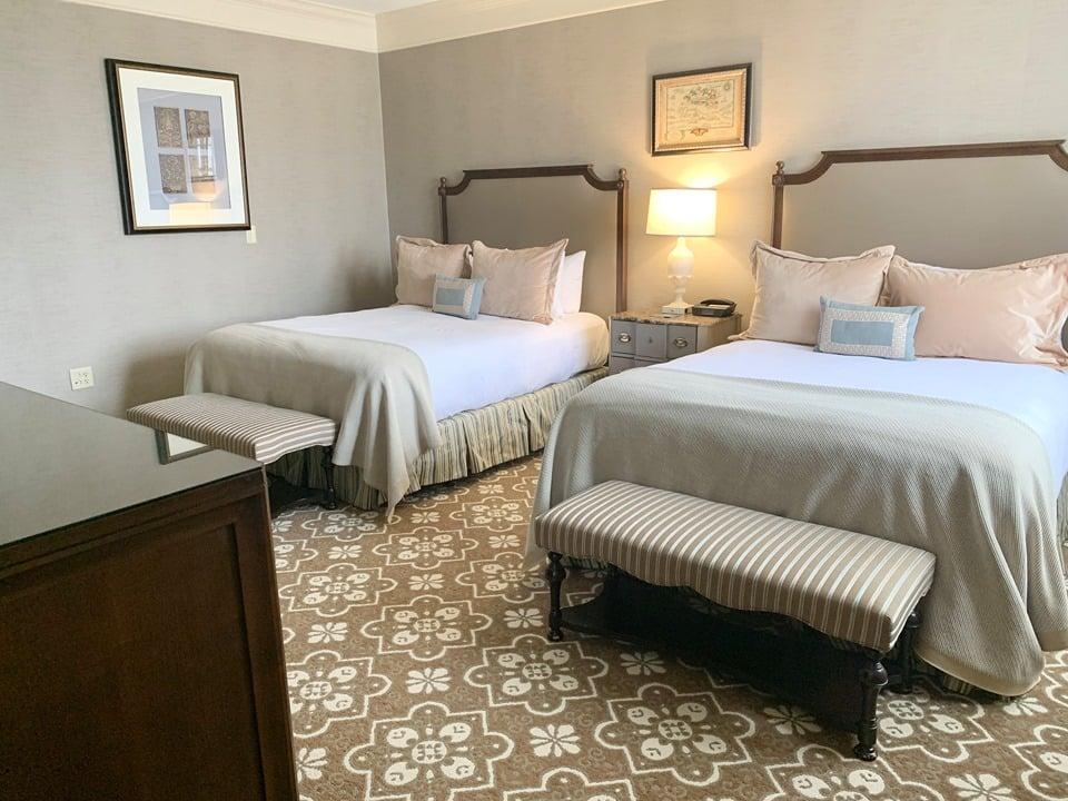 Hotel Hershey suite- hersheypark hotel reviews
