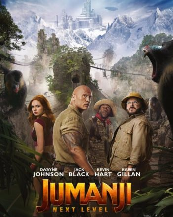 Jumanji: The Next Level Movie quotes