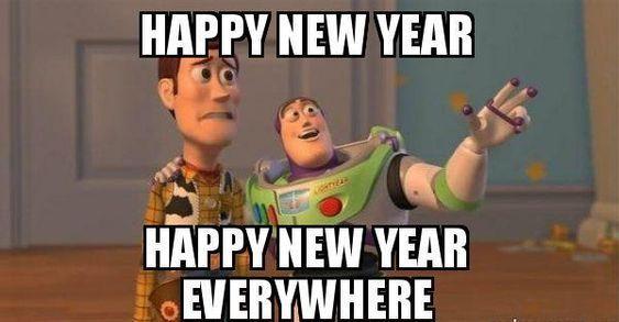 Happy New Year Toy Story Meme