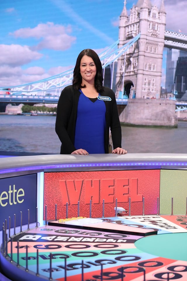 Contestant Experience on Wheel of Fortune