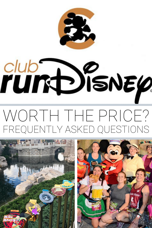 Club runDisney Frequently Asked Questions