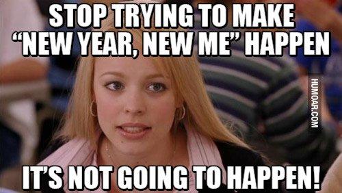 Mean Girls New Years Meme