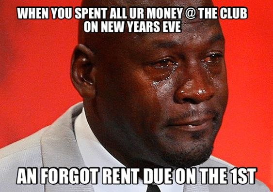 Funny New Years Eve Meme