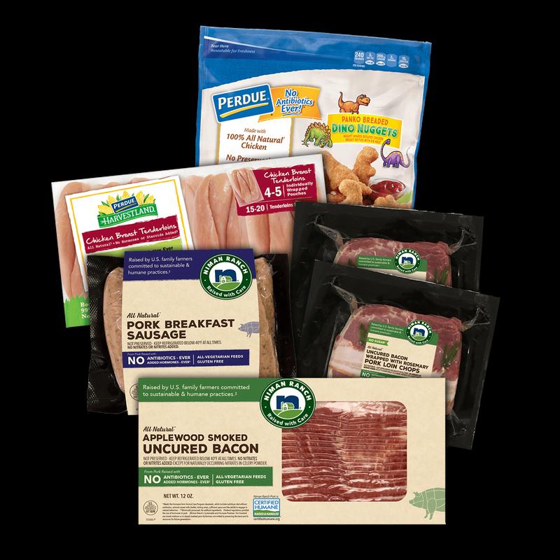 Perdue Farms Family Bundle Box
