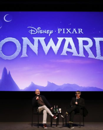 Pixar Onward Directors