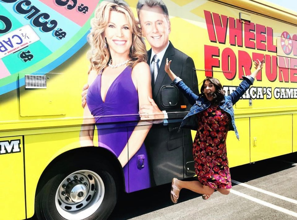 How to be a Wheel of Fortune contestant