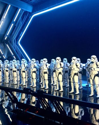 Star Wars Rise of the Resistance Stormtroopers