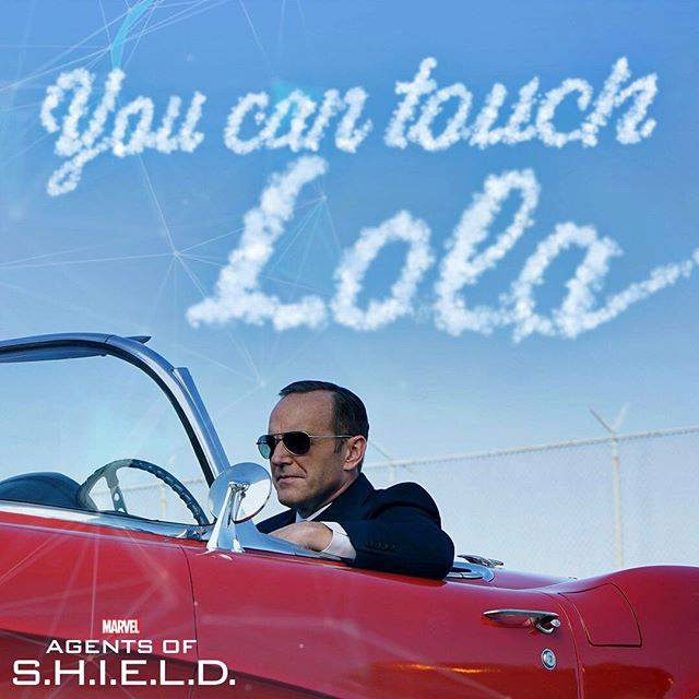 Agents of SHIELD Valentine