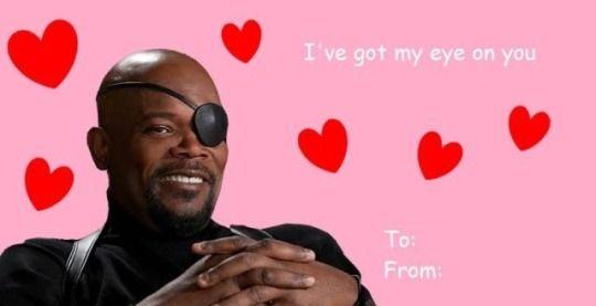 Marvel Valentines Memes