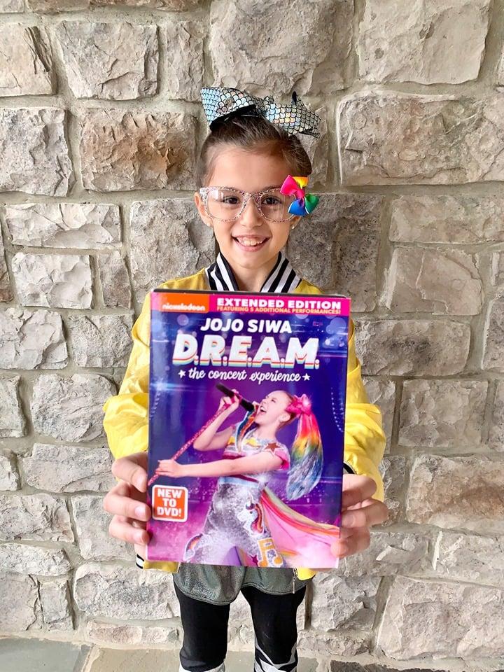 JoJo Siwa Dream Tour DVD Giveaway