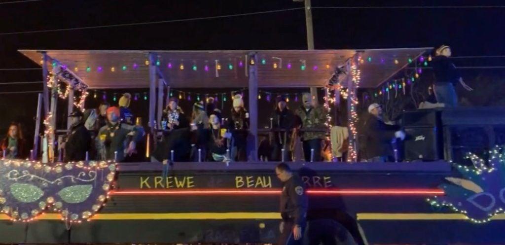 Krewe of Krewes Parade