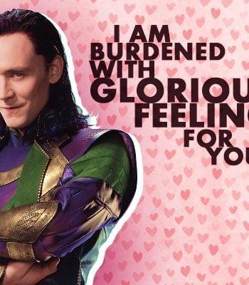 Loki Valentine Meme