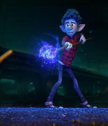 Pixar Onward Movie Quotes About Spells