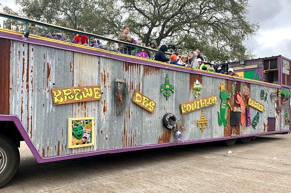 Childrens Parade Mardi Gras Floats