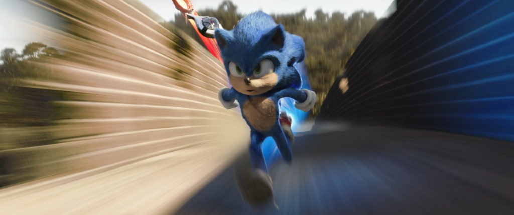 Is Sonic the Hedgehog movie safe for kids?
