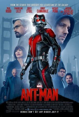 Is Ant-Man ok for kids?