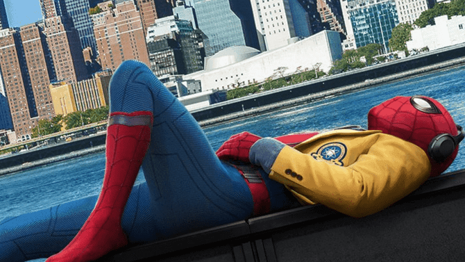 Spider-Man Homecoming is safe for kids